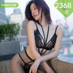 XiuRen 秀人 No.2368 外滩天台 就是阿朱啊 妩媚女神