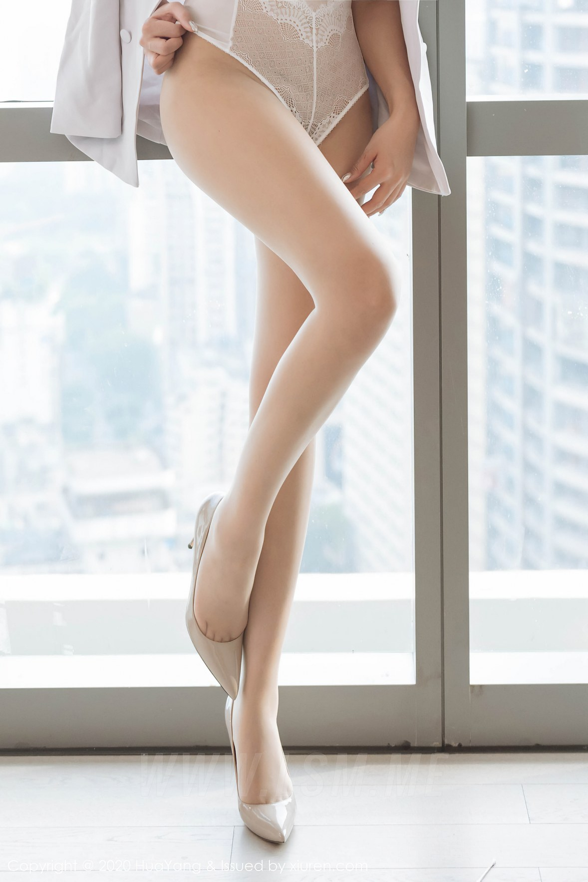 HuaYang 花漾show Vol.270 欧范美女 乔安娜 首套写真 - 3