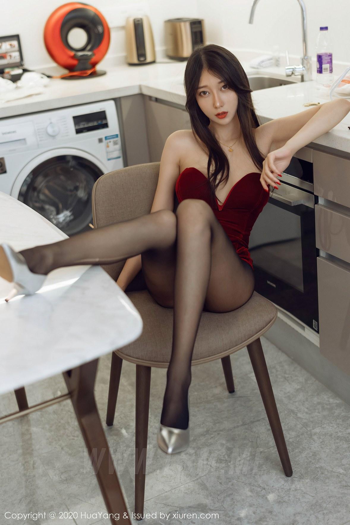 HuaYang 花漾show Vol.284 玥儿玥er - 3