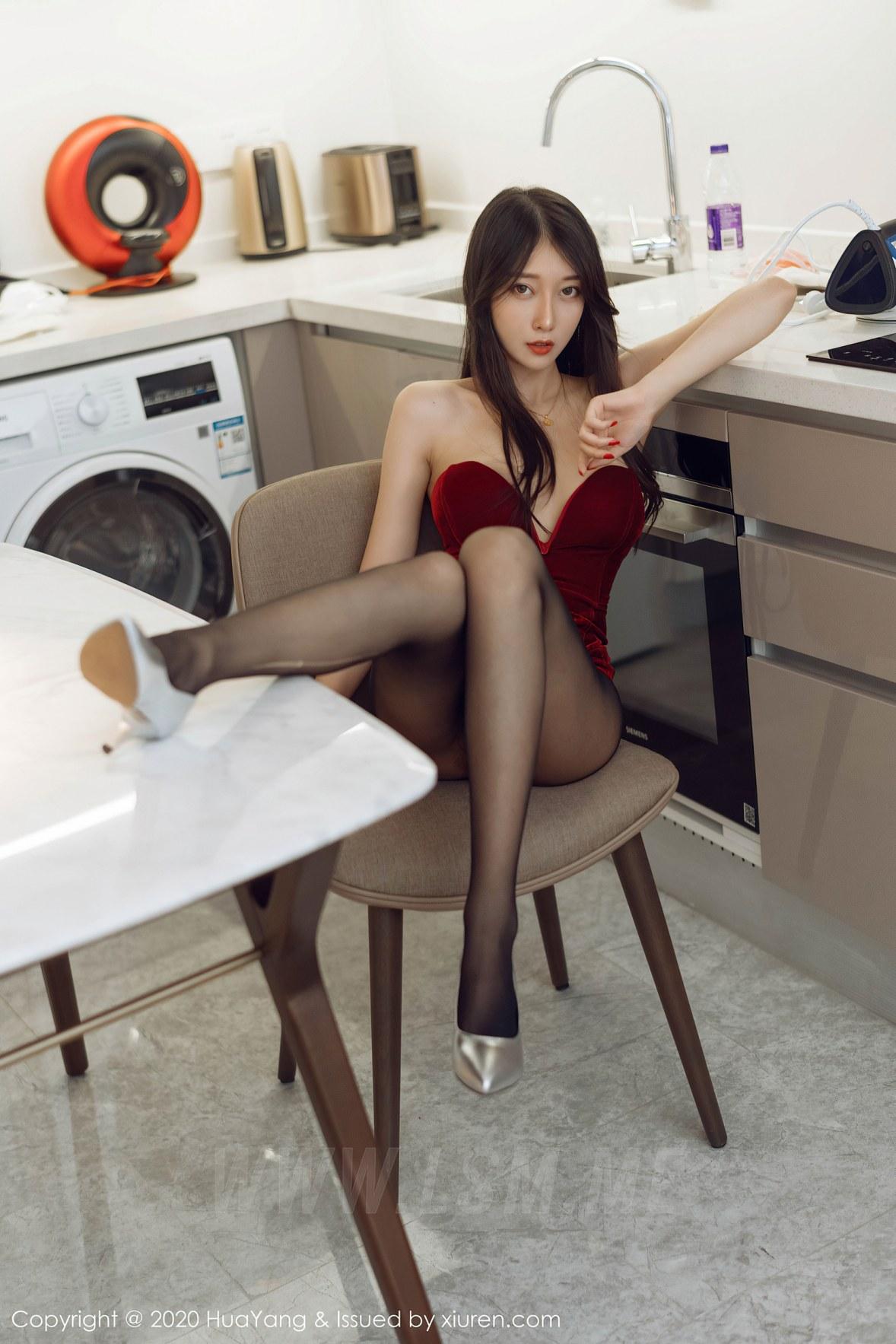 HuaYang 花漾show Vol.284 玥儿玥er - 4