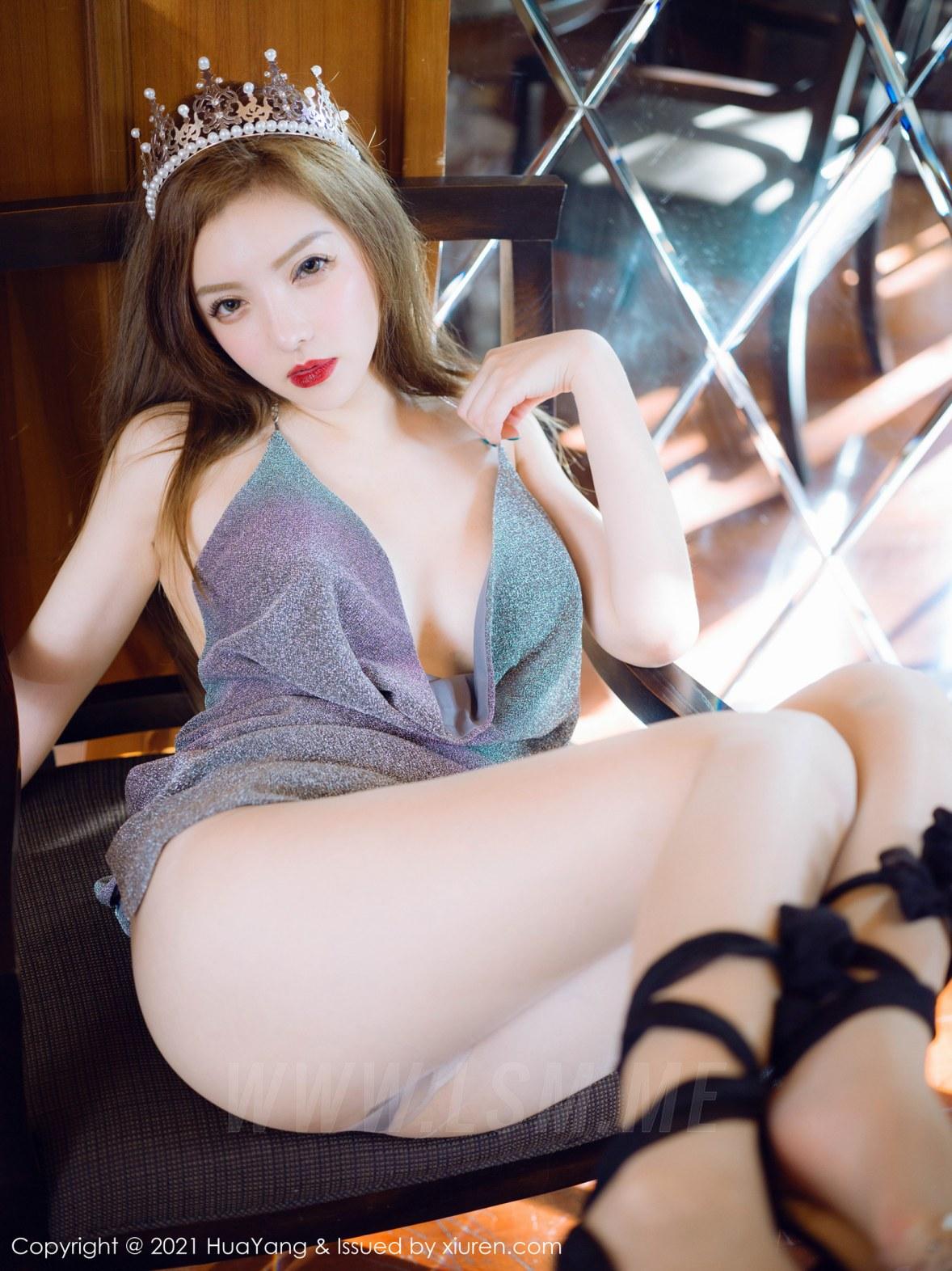 410 033 oa9 4047 5399 - HuaYang 花漾show Vol.410 新人模特芭比娃娃 奶油米 首套写真1 - 花漾show -【免费在线写真】【丽人丝语】