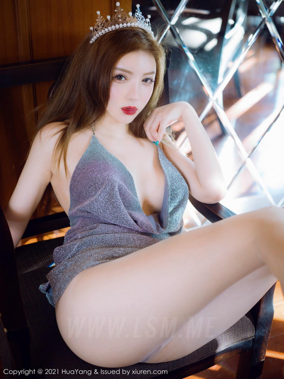 410 034 pbe 4047 5399 - HuaYang 花漾show Vol.410 新人模特芭比娃娃 奶油米 首套写真1 - 花漾show -【免费在线写真】【丽人丝语】