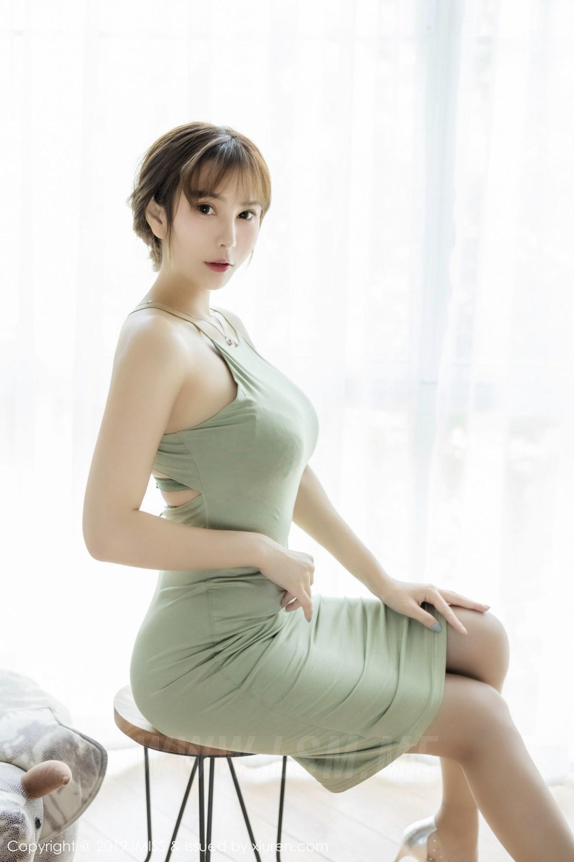 IMiss 爱蜜社 Vol.426 婀娜曼妙娇躯 Lavinia肉肉 泰国清迈旅拍 - 3