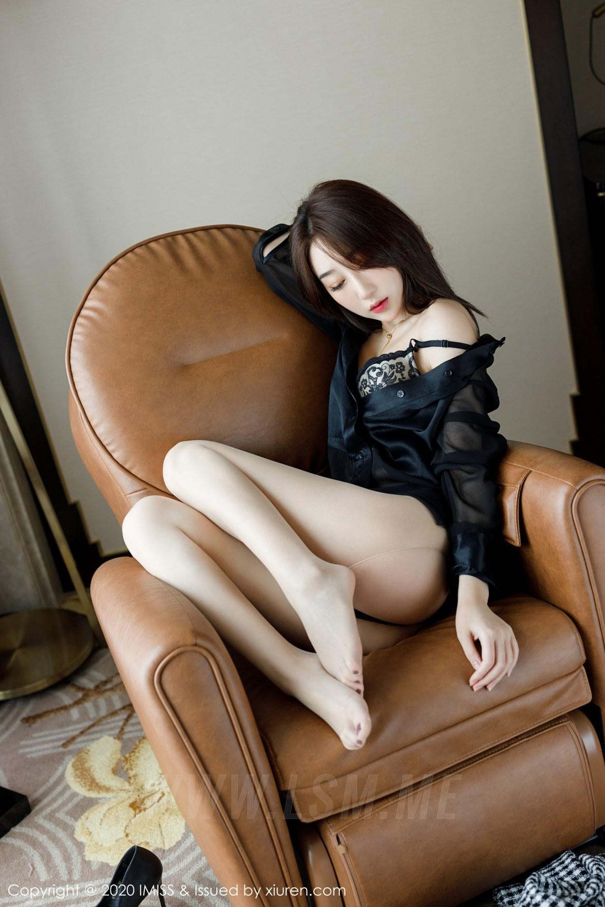 454 037 rnf 3600 5400 - IMiss 爱蜜社 Vol.454 丝袜美腿写真 九月生__ - 爱蜜社 -【免费在线写真】【丽人丝语】