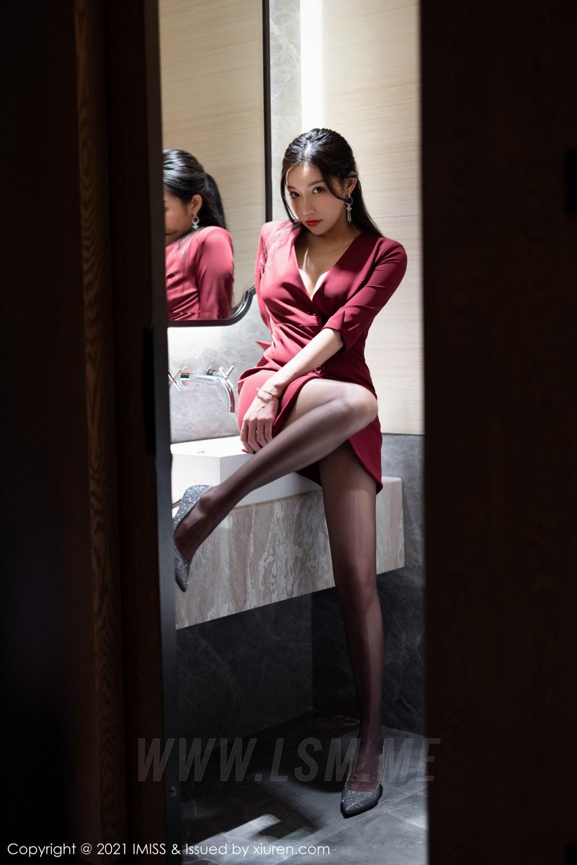 598 062 a2i 3602 5400 - IMiss 爱蜜社 Vol.598 魅惑黑丝 小狐狸Kathryn 性感写真3 - 爱蜜社 -【免费在线写真】【丽人丝语】
