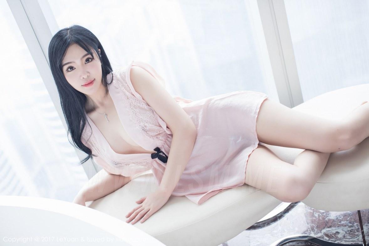 LeYuan 星乐园 Vol.046 Modo 刘钰儿 - 1