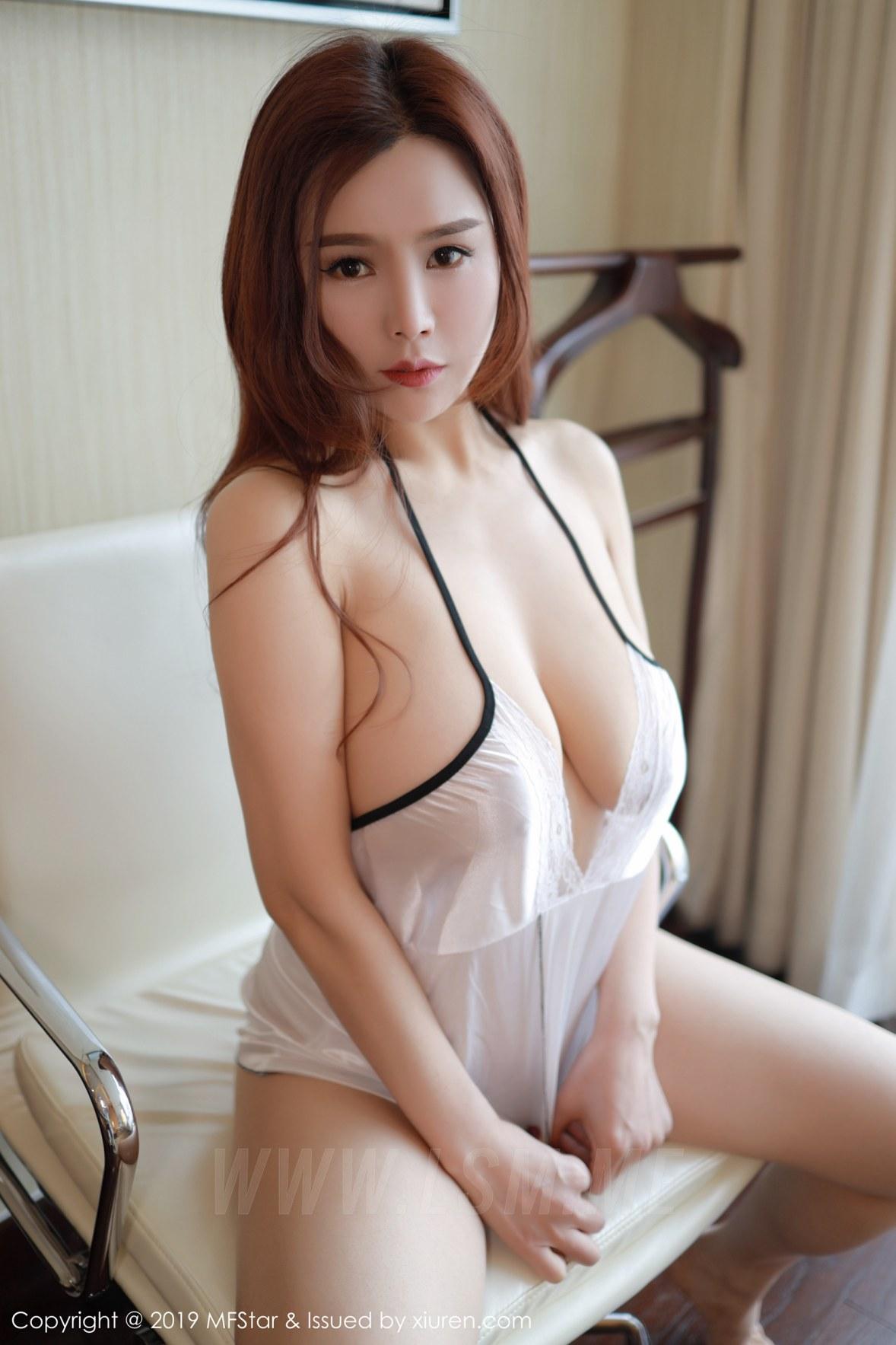 MFStar 模范学院 Vol.185 胡润曦201712  身材丰腴 - 2