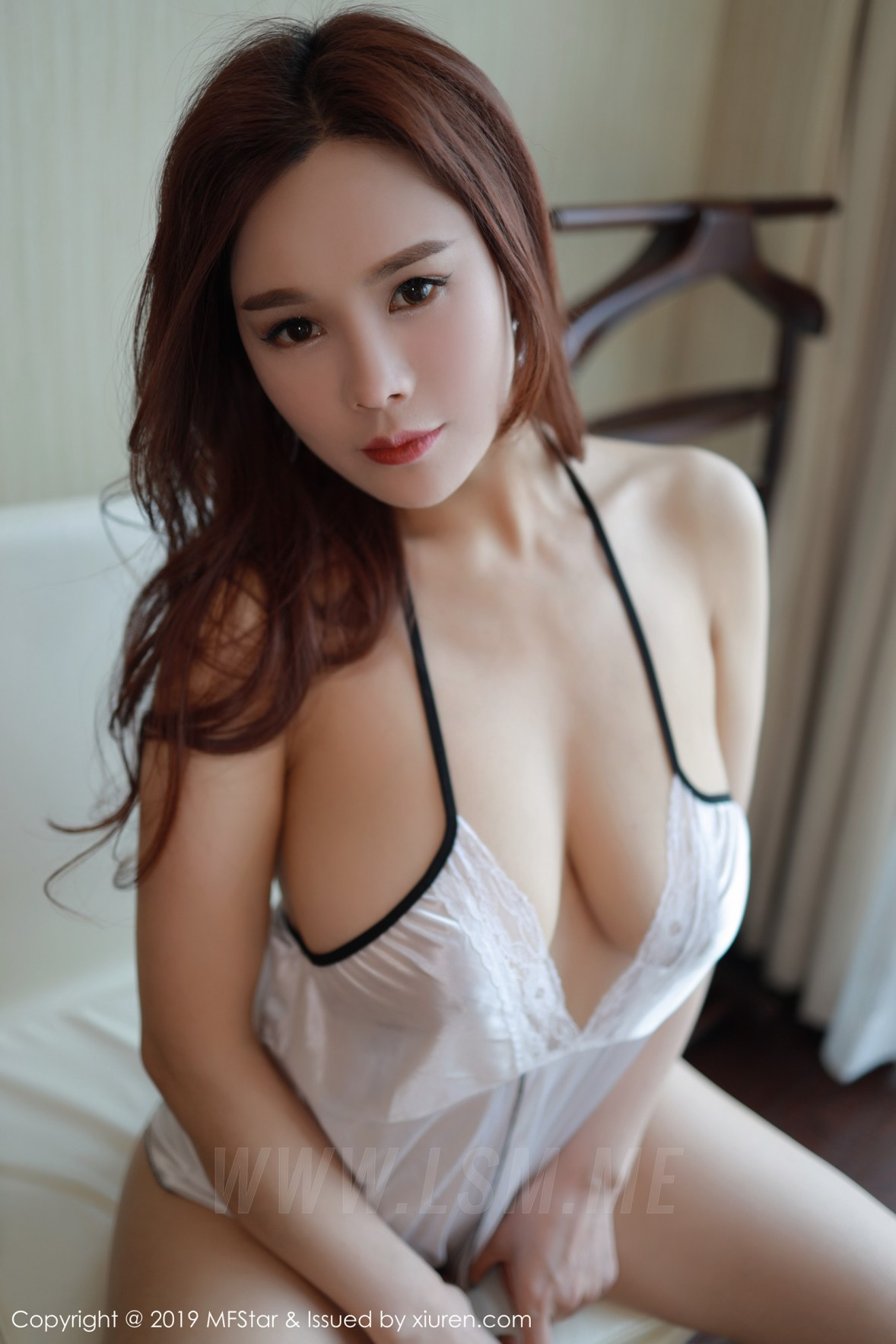 MFStar 模范学院 Vol.185 胡润曦201712  身材丰腴 - 4