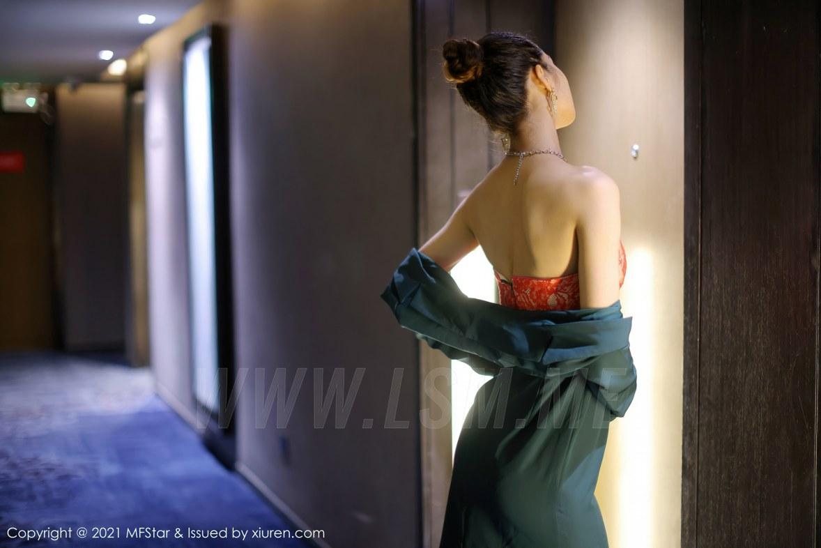 500 013 ytl 5400 3603 - MFStar 模范学院 Vol.500 抹胸礼裙 方子萱 性感写真 - 模范学院 -【免费在线写真】【丽人丝语】