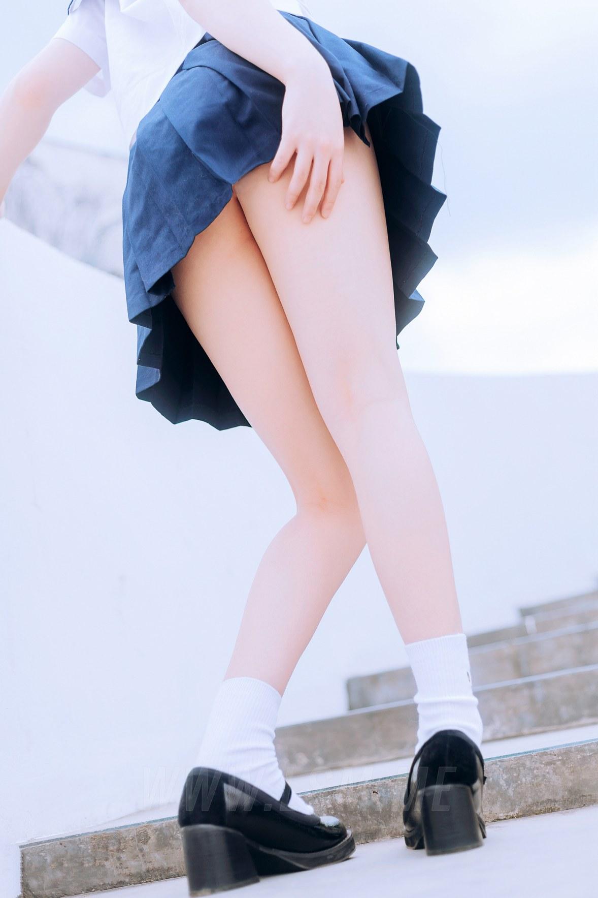 MTYH 喵糖映画 Vol.446 绿意jk制服 - 2