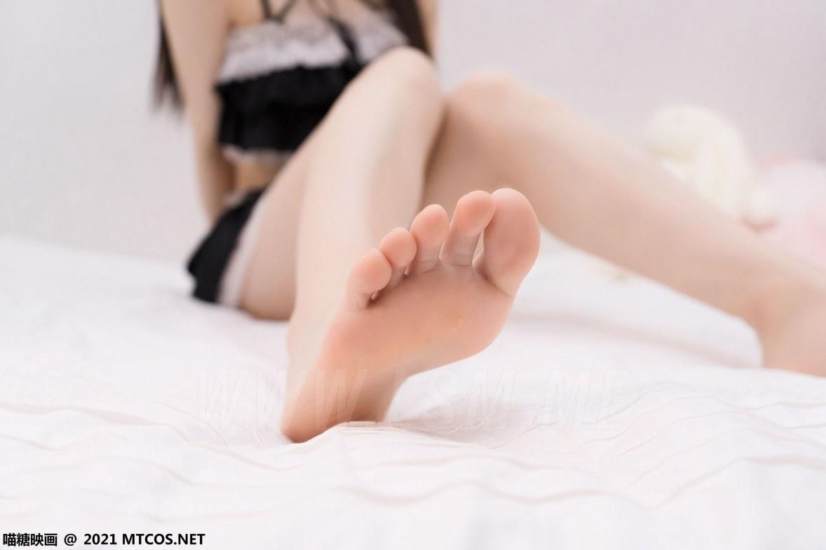 MTYH 喵糖映画 Vol.451 黑色束缚 - 3
