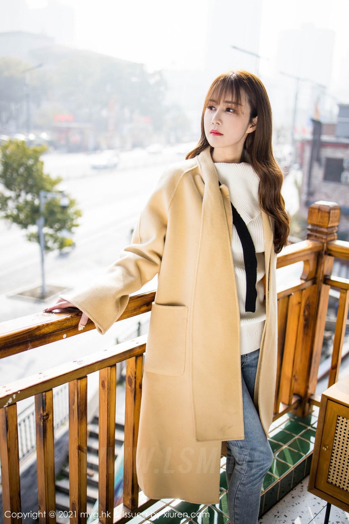 MyGirl 美媛馆 Vol.487 清甜可人 小兜儿 新人美眉 - 2