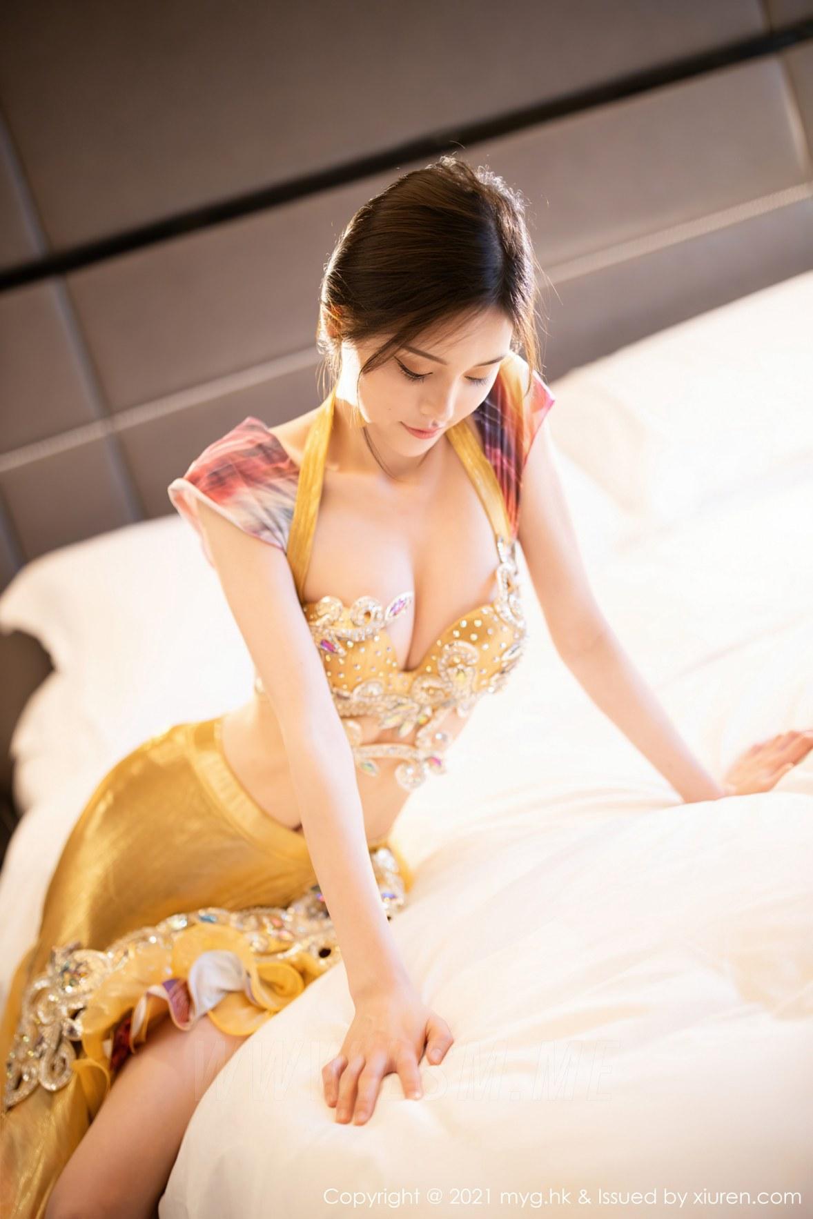 MyGirl 美媛馆 Vol.549 泰式服饰 小夕juju 江浙沪旅拍33 - 3