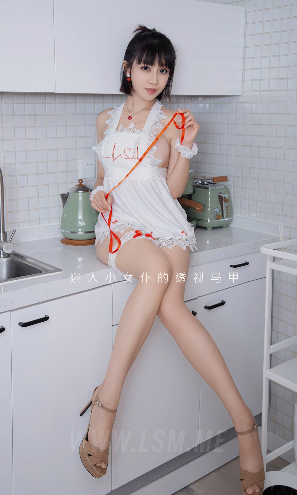 UGirls 爱尤物 No.2164  安妮丝朵拉 恋爱夹心酱 - 2