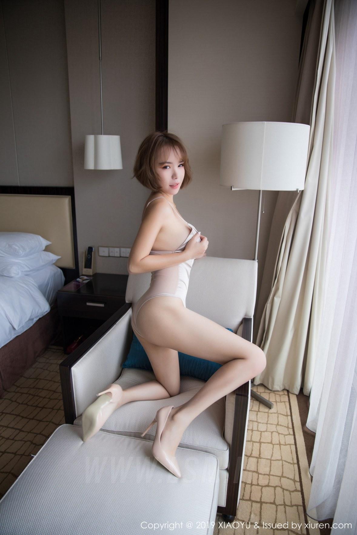XIAOYU  语画界 Vol.015 雅雯 高跟私房 - 2