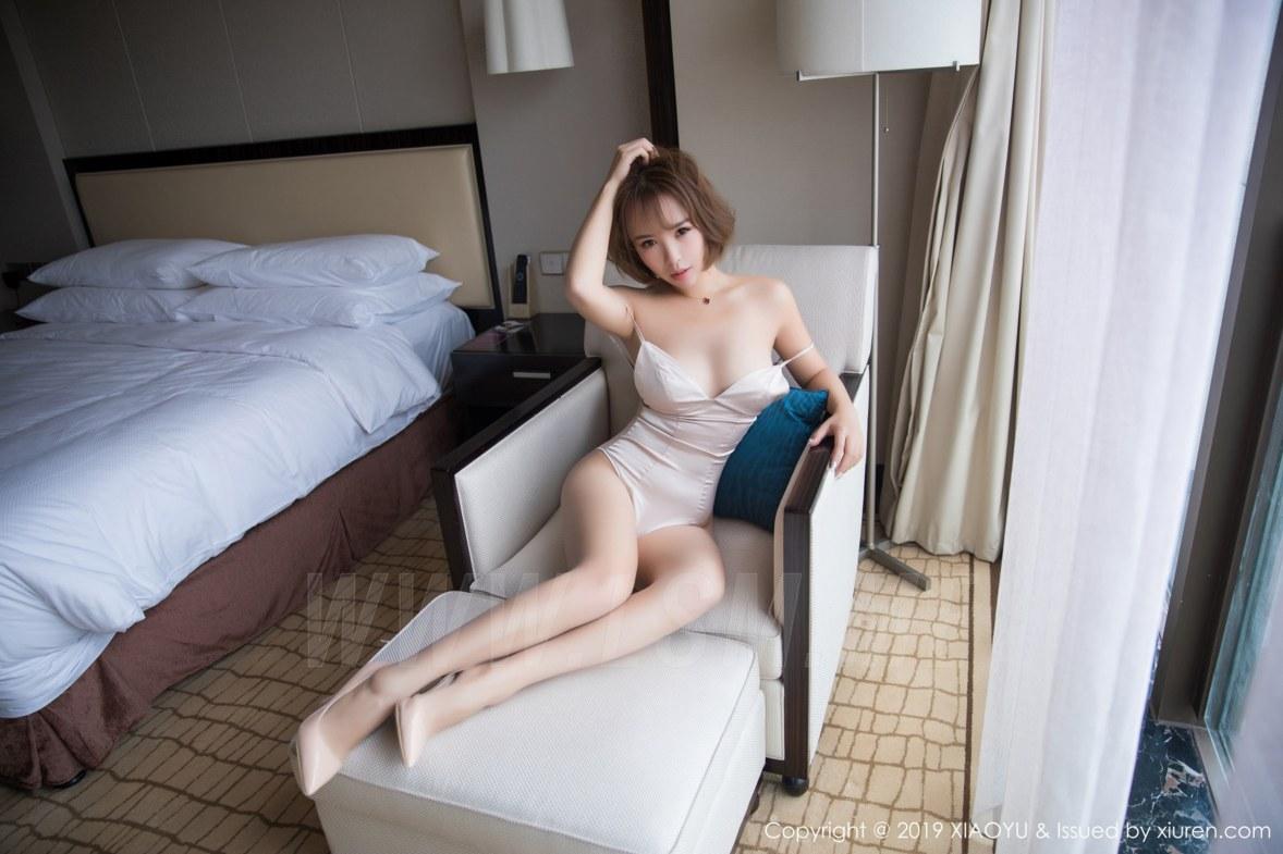 XIAOYU  语画界 Vol.015 雅雯 高跟私房 - 3