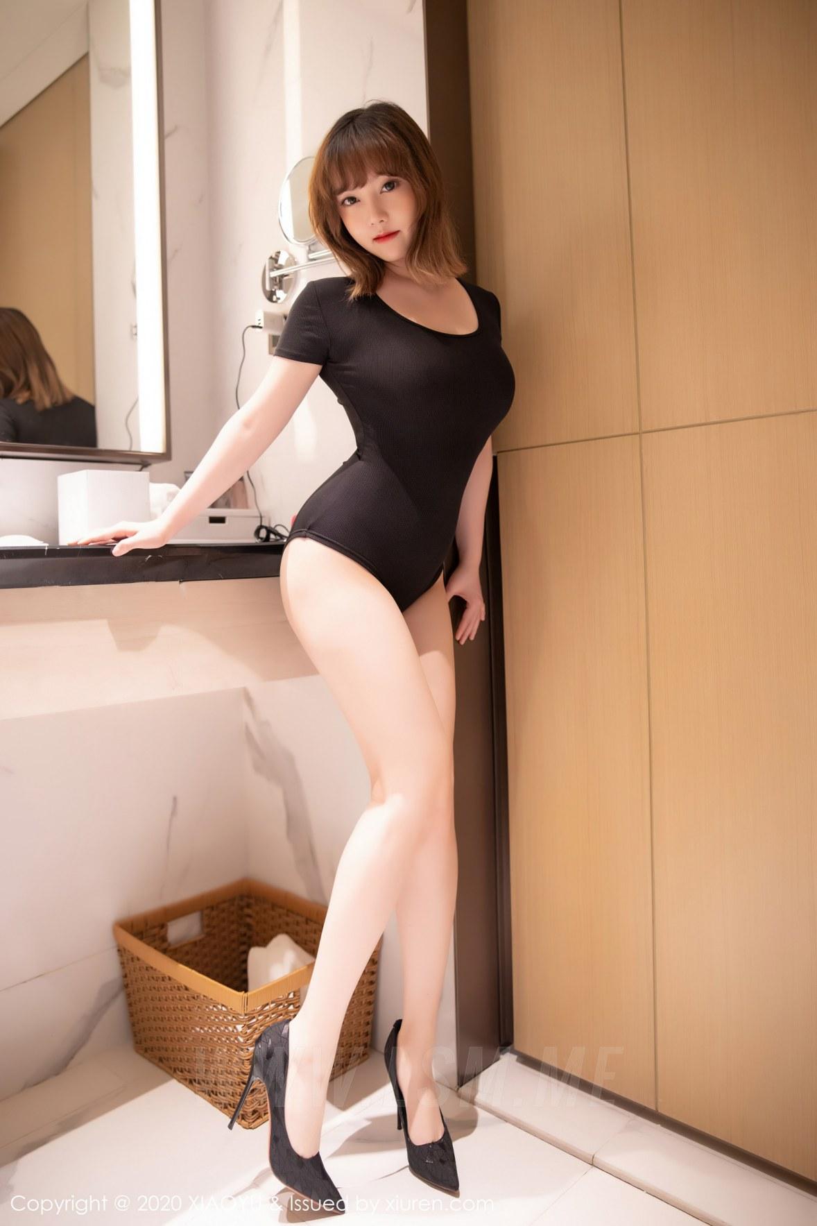 XIAOYU  语画界 Vol.439 清甜连体衣 豆瓣酱 - 2