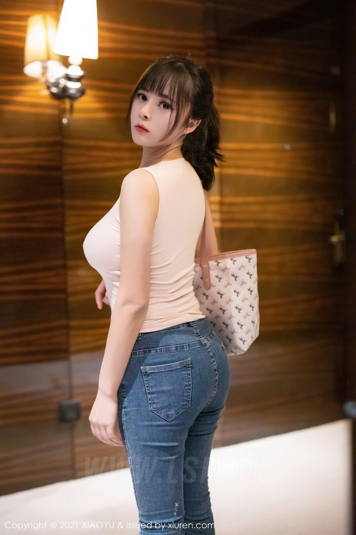 XIAOYU  语画界 Vol.468 奈沐子 傲人身材妹子新人 - 3