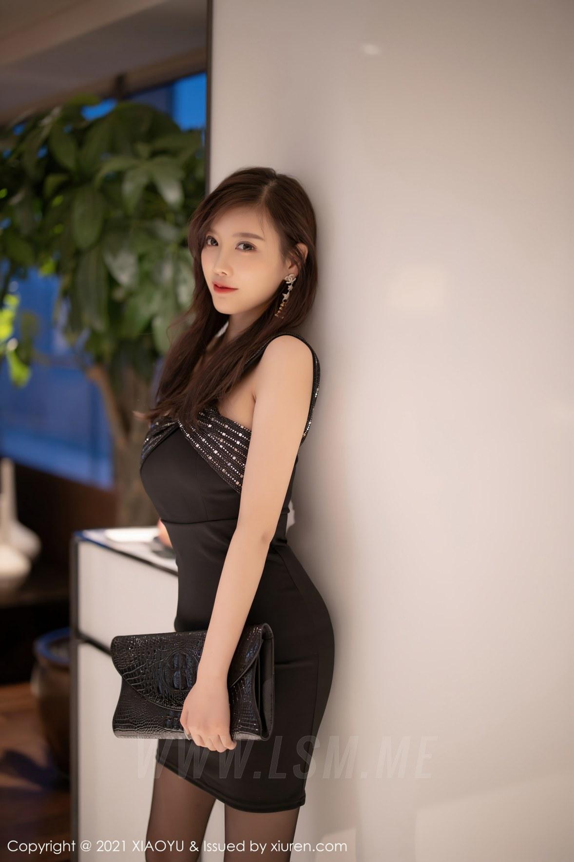 XIAOYU  语画界 Vol.509 曼妙灵动 杨晨晨sugar 别致身姿妩媚动人 - 1