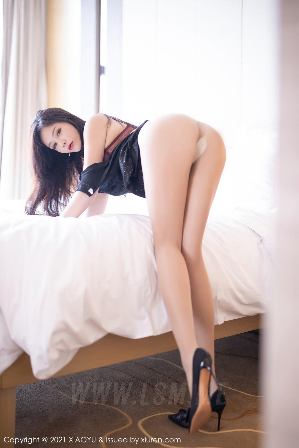 566 033 4kf 3600 5400 - XIAOYU  语画界 Vol.566 魅惑丝袜 娜比 性感写真 - 语画界 -【免费在线写真】【丽人丝语】