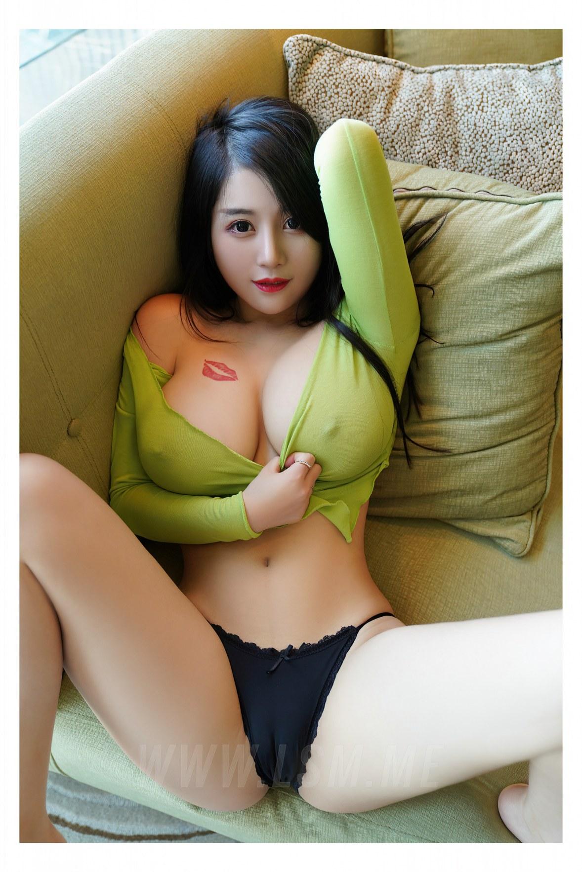 XiuRen 秀人 No.2516  轻薄内衣童颜巨乳 美七mia - 3