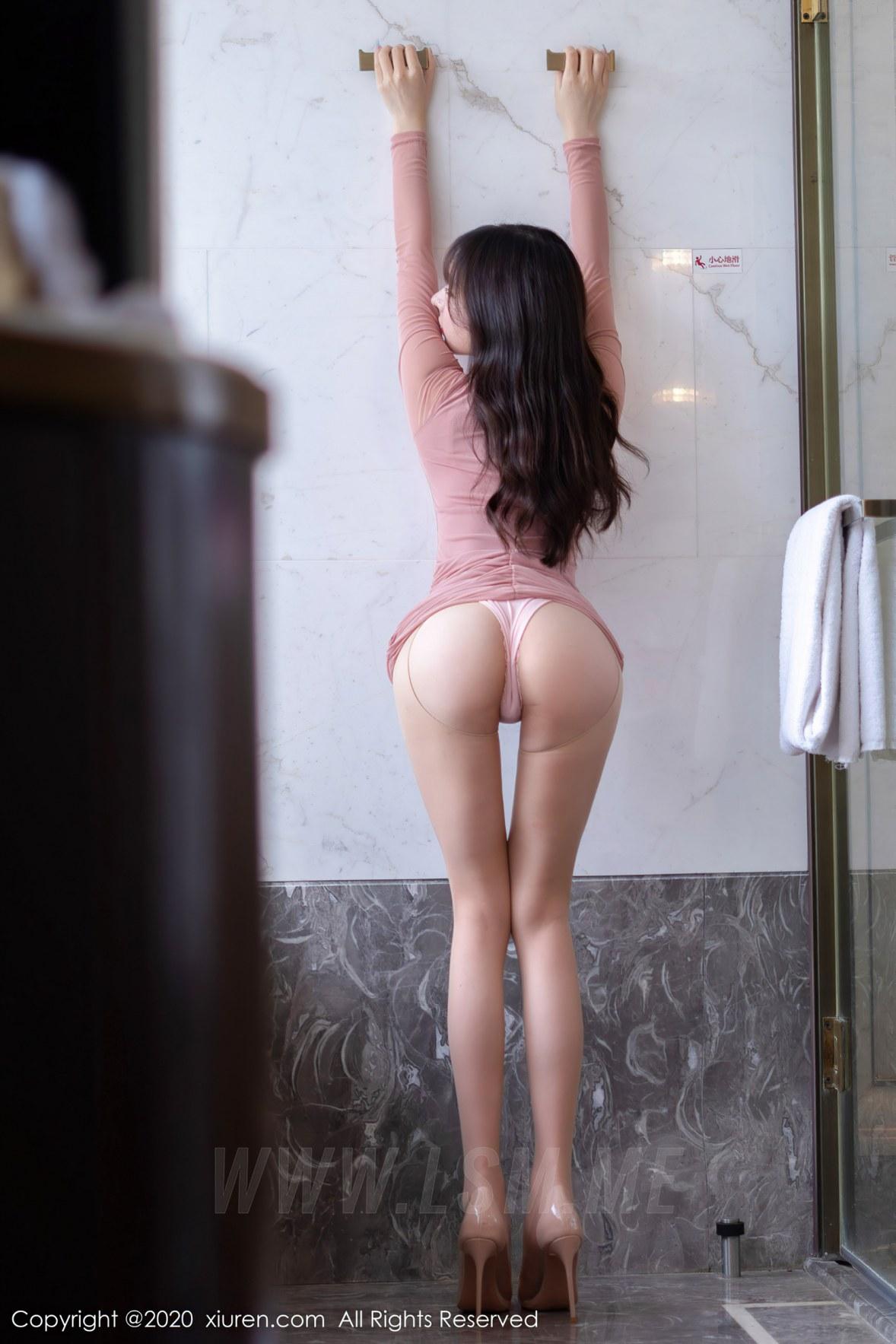 XiuRen 秀人 No.2588  周于希sandy 浴室湿身 西双版纳旅拍 - 2