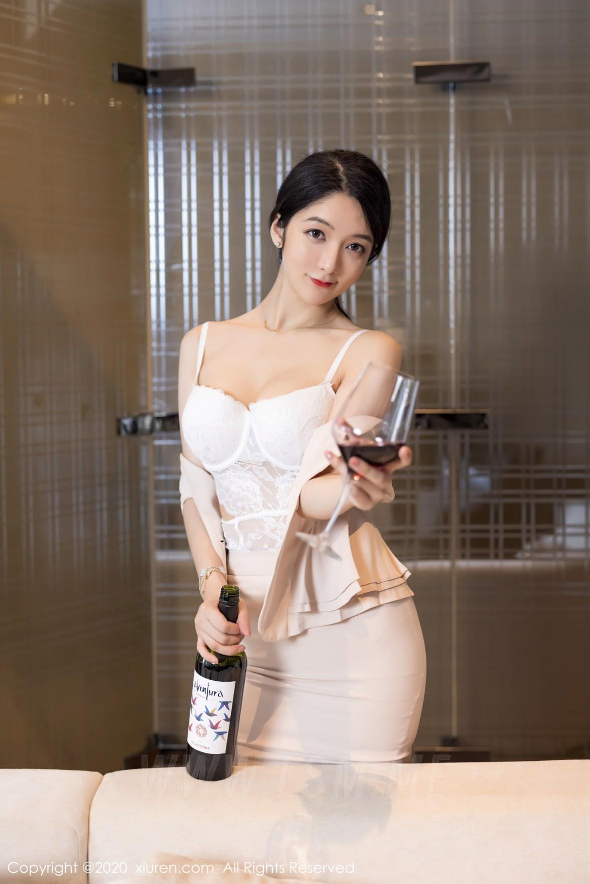 XiuRen 秀人 No.2619  小热巴 飒爽婀娜美女 - 3