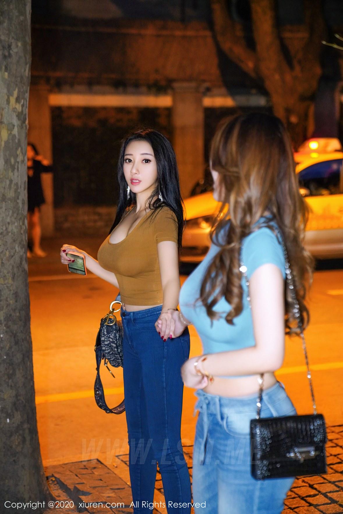XiuRen 秀人 No.2622  模特合辑 尤妮丝和果儿 剧情主题写真 - 2