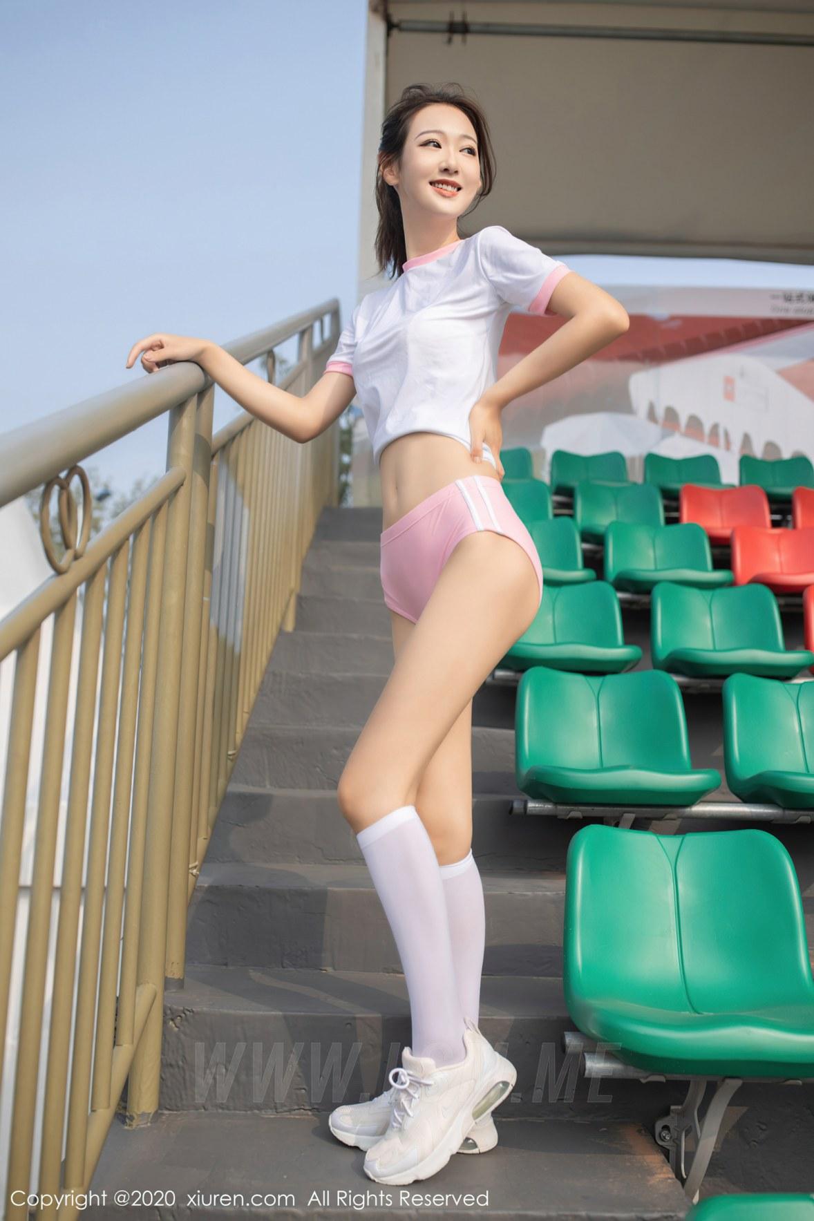 XiuRen 秀人 No.2762  网球少女主题 唐安琪 - 4