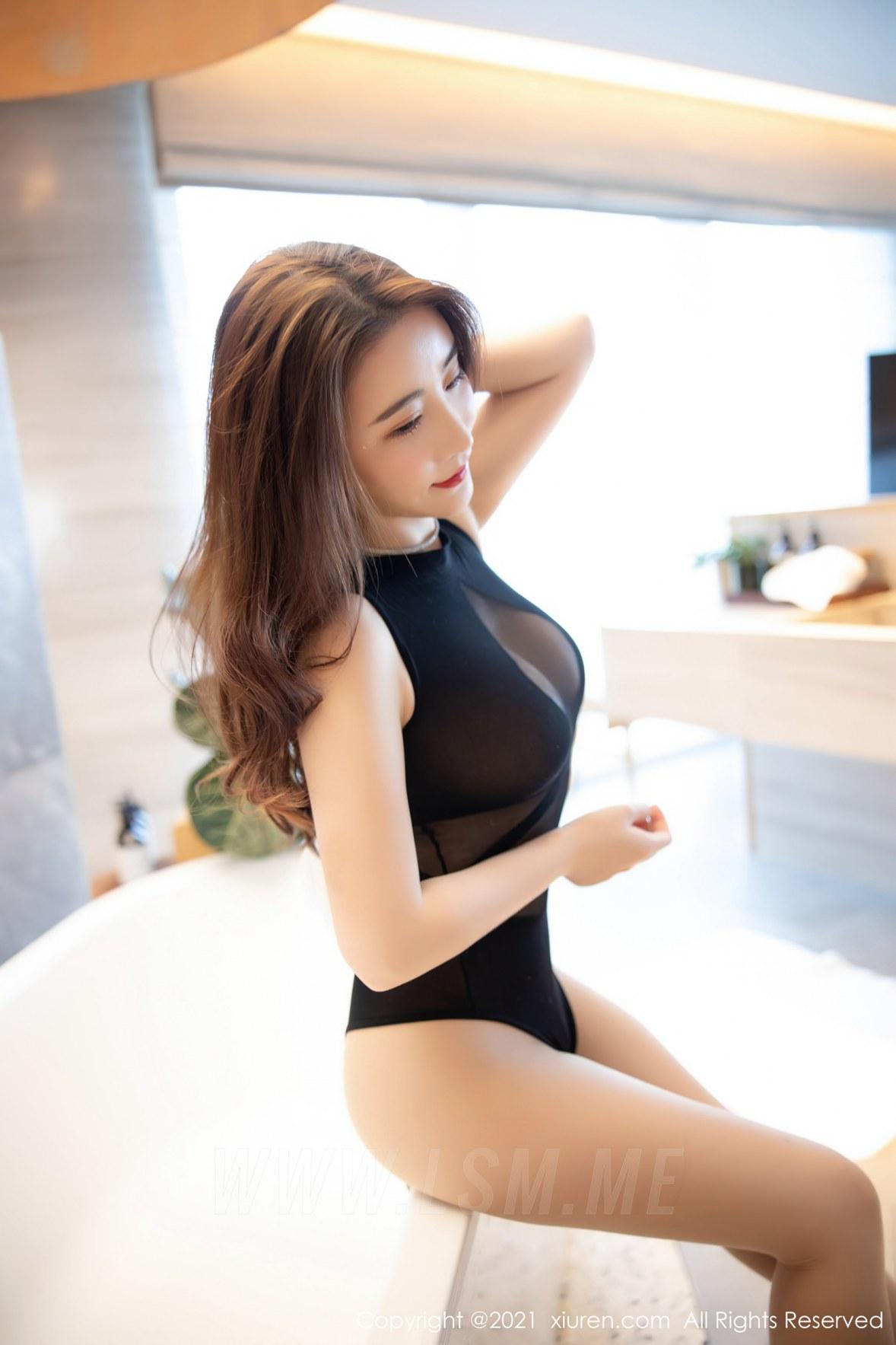 XiuRen 秀人 No.3083  绯月樱 傲人娇躯 - 4