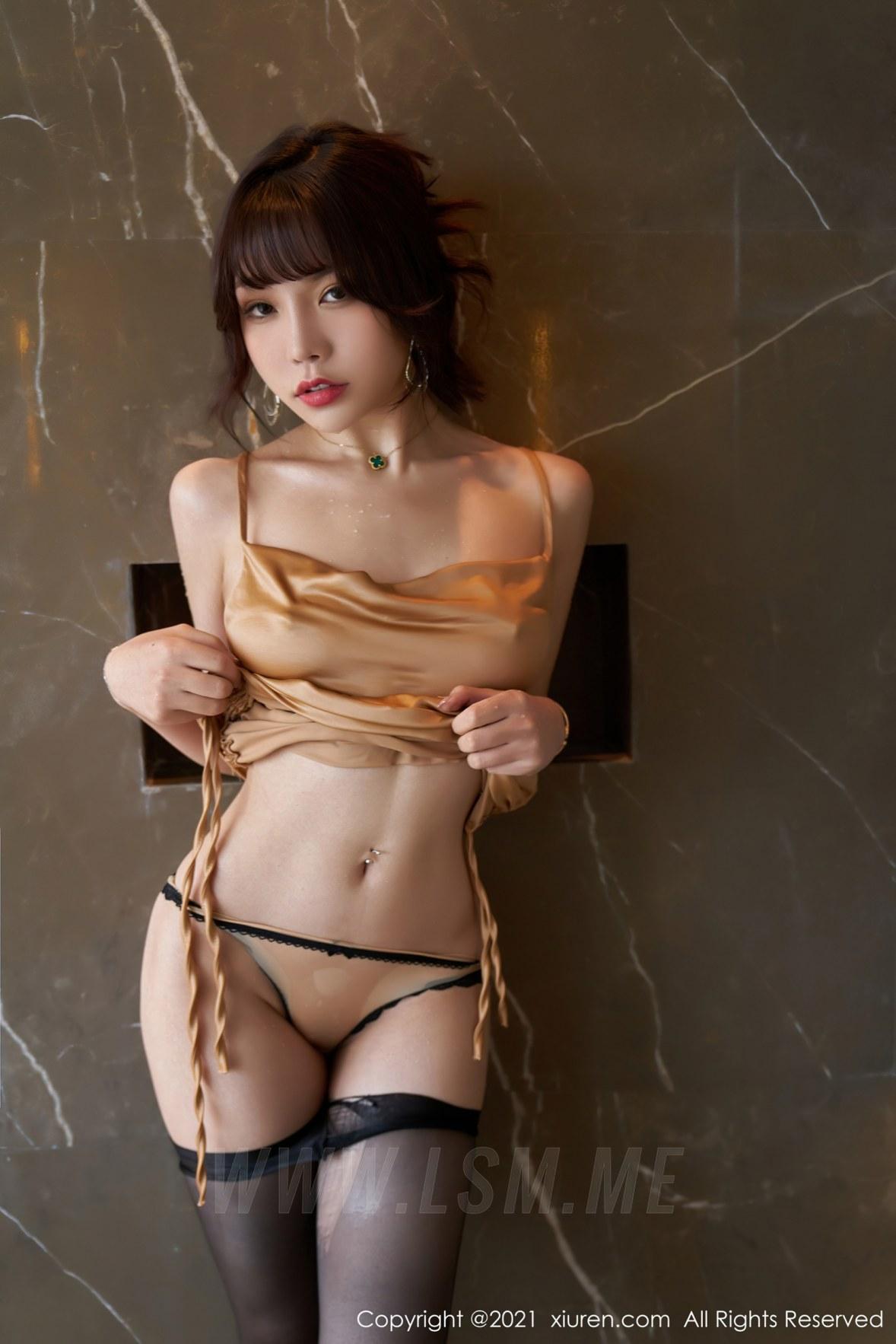 XiuRen 秀人 No.3089  湿身美乳 芝芝 婀娜娇躯 - 4
