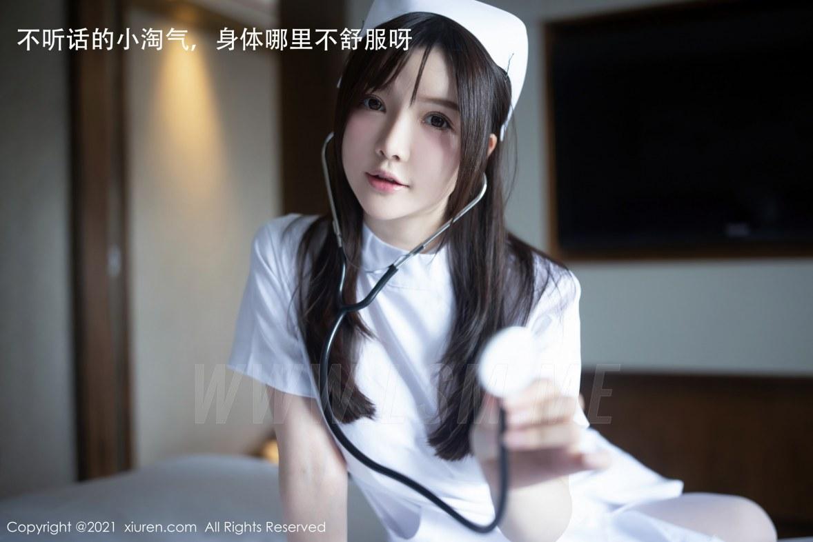 XiuRen 秀人 No.3114  性感护士情景喜剧 糯美子 - 2