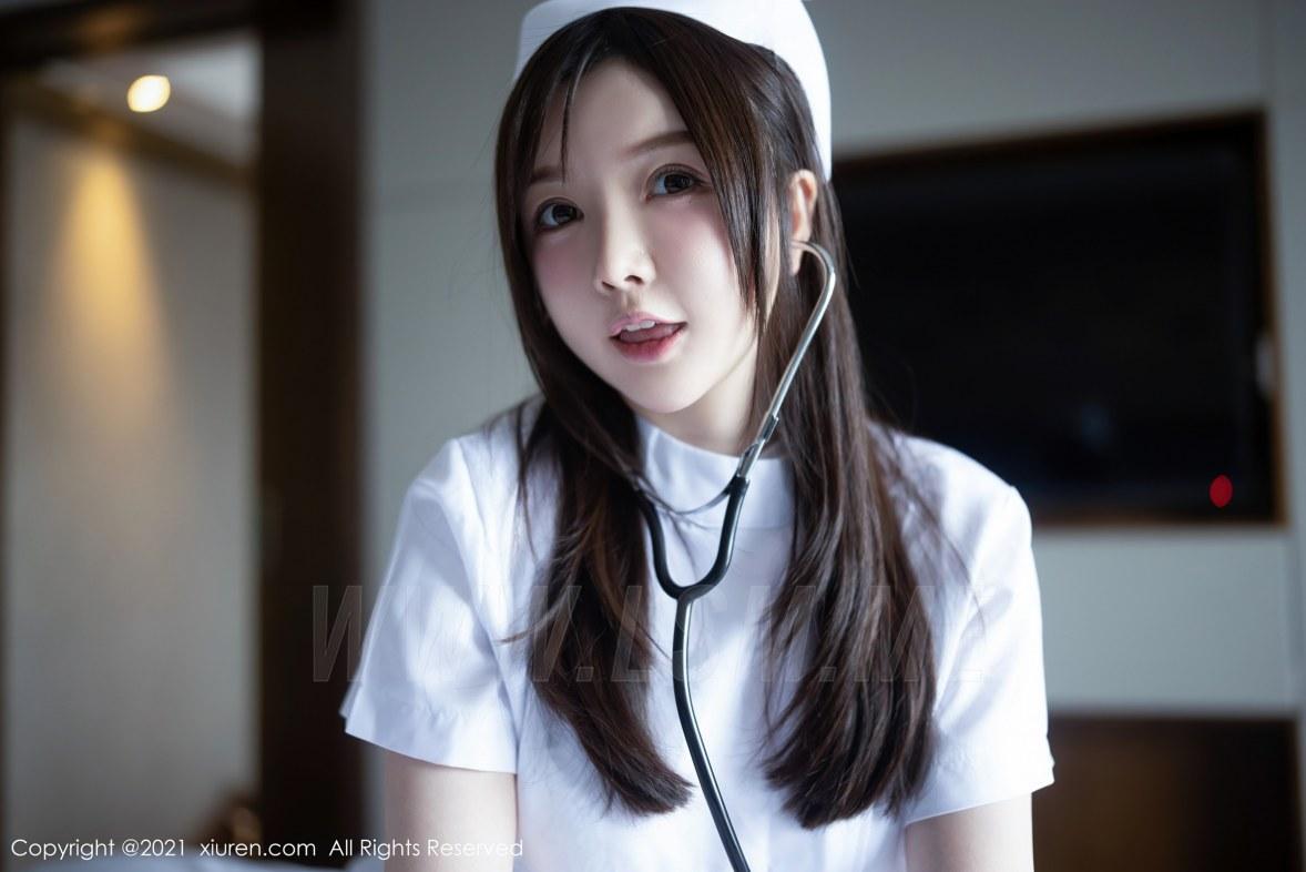 XiuRen 秀人 No.3114  性感护士情景喜剧 糯美子 - 4