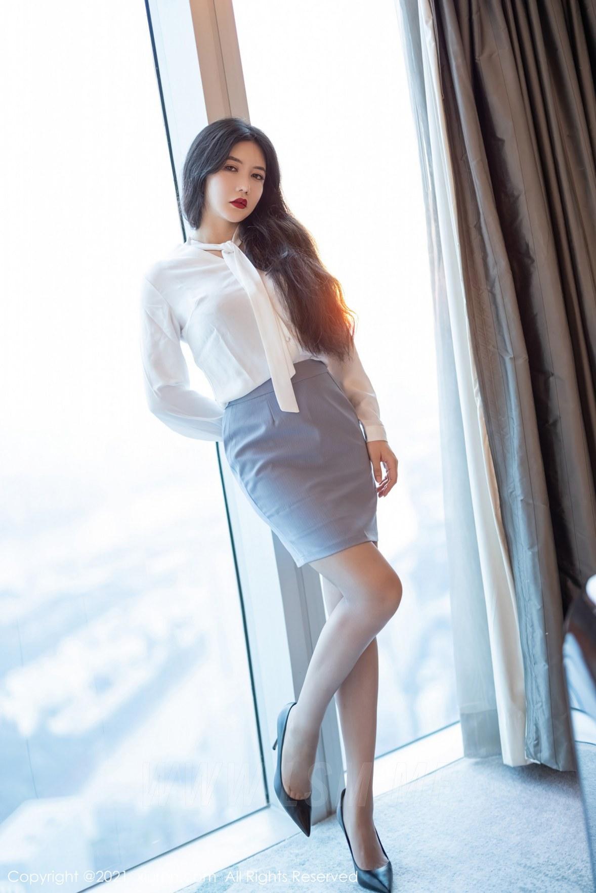 XiuRen 秀人 No.3127  职场制服ol 心妍小公主 - 4