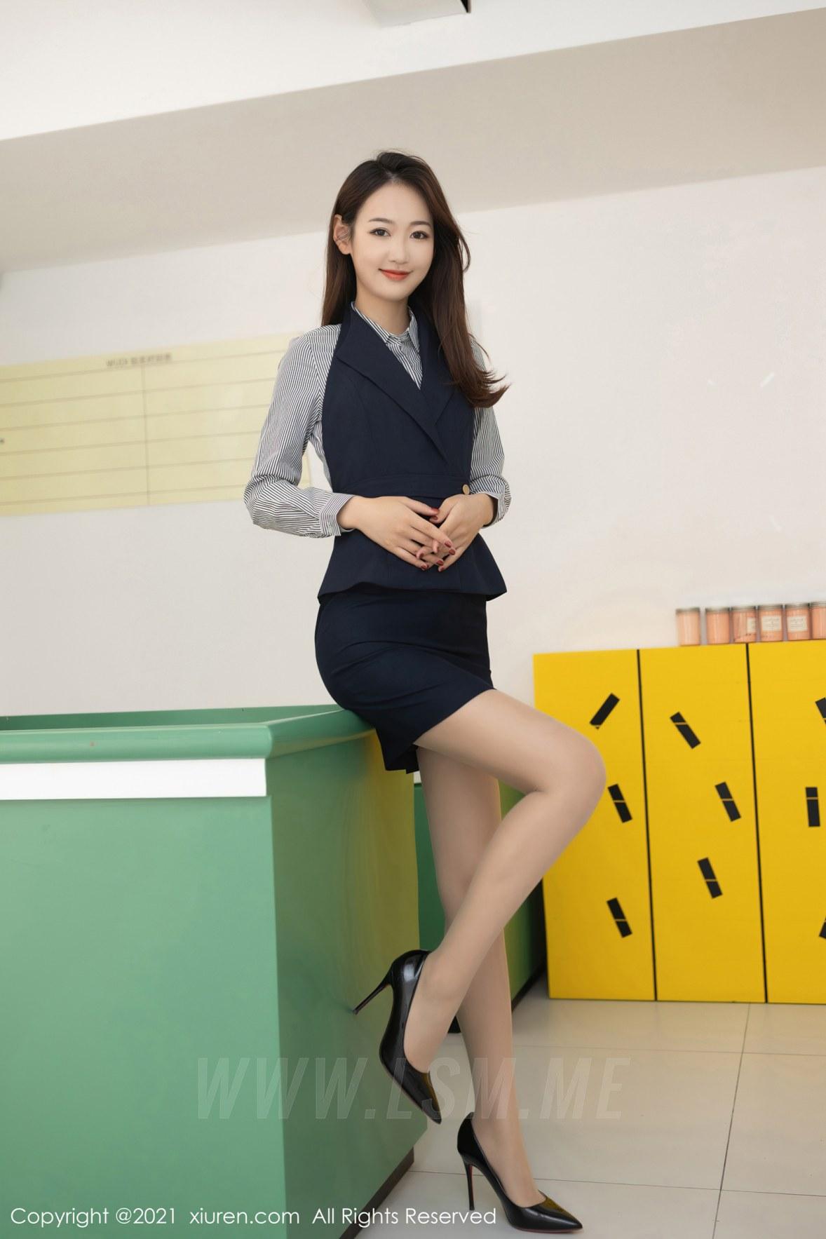 XiuRen 秀人 No.3241  推销员系列 唐安琪 - 2