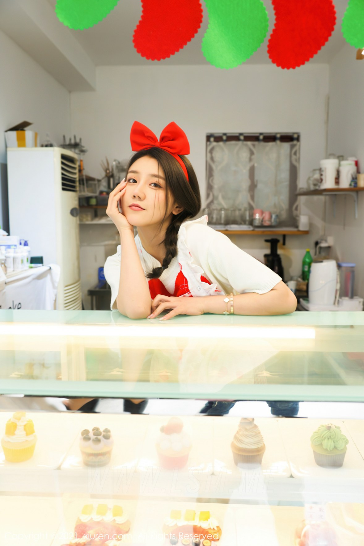 XiuRen 秀人 No.3243  蛋糕室主题系列 夏西CiCi - 3
