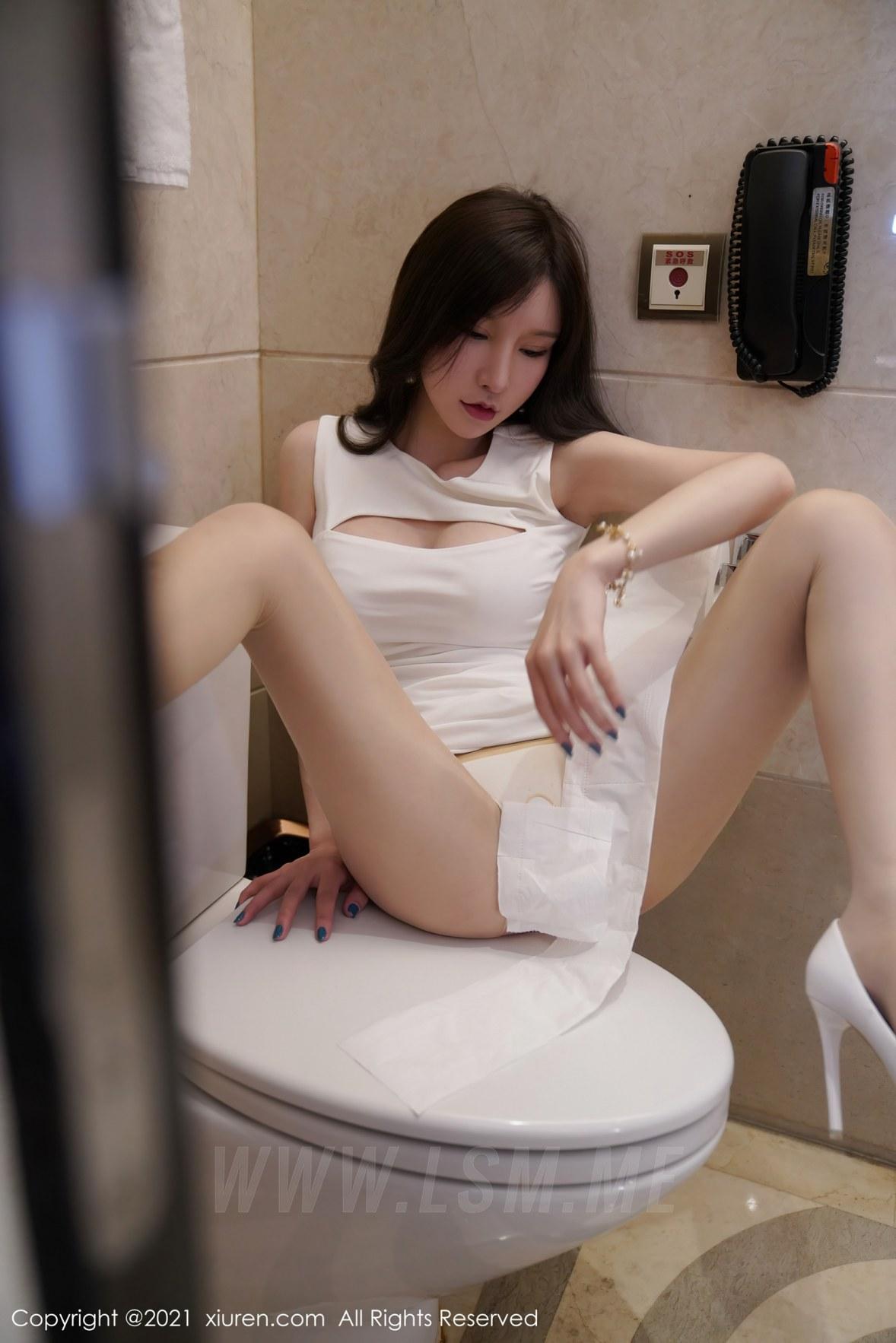 3576 064 j8b 3603 5400 - XiuRen 秀人 No.3576 周于希sandy 浴室诱惑 - 秀人网 -【免费在线写真】【丽人丝语】