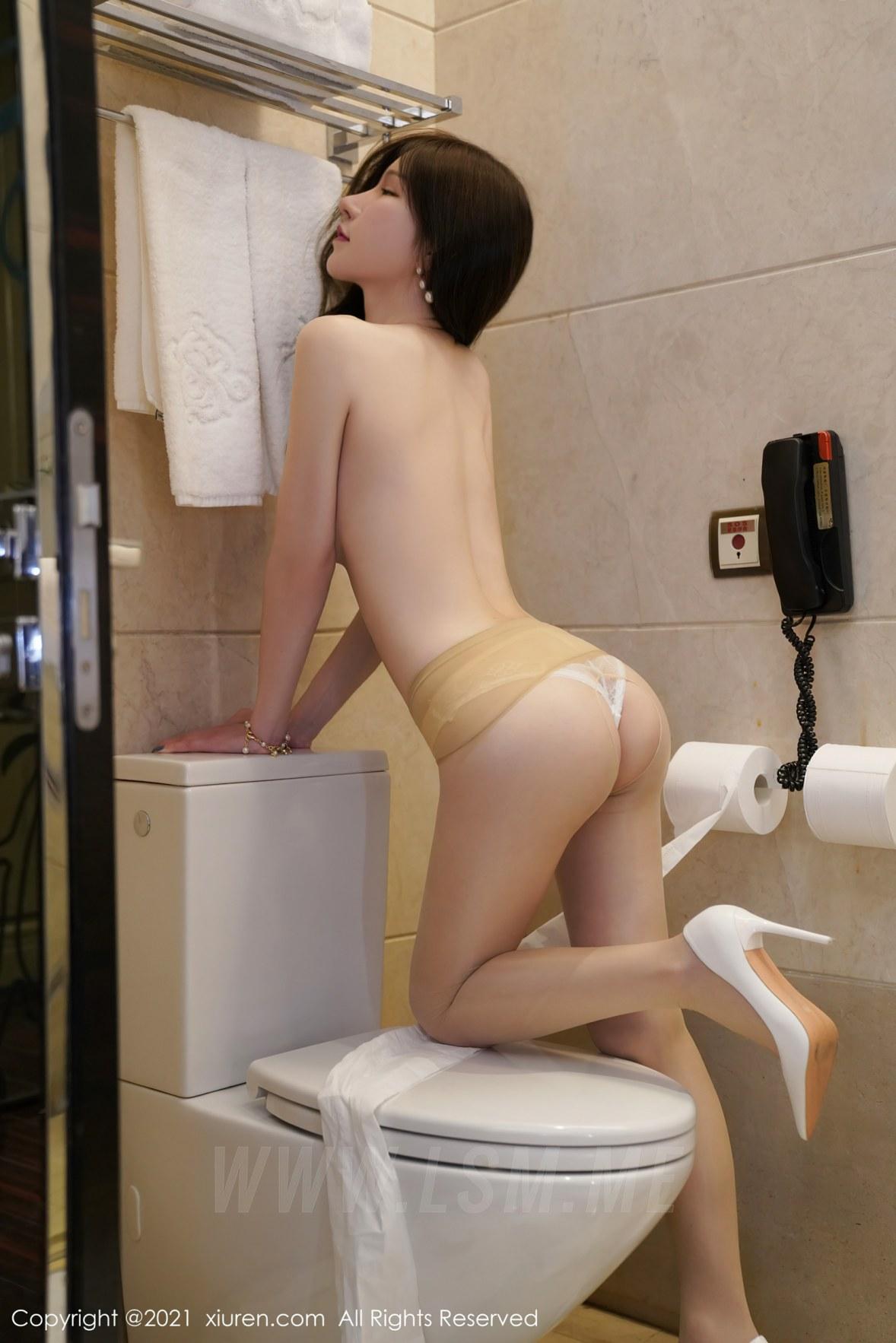 3576 089 qom 3603 5400 - XiuRen 秀人 No.3576 周于希sandy 浴室诱惑 - 秀人网 -【免费在线写真】【丽人丝语】