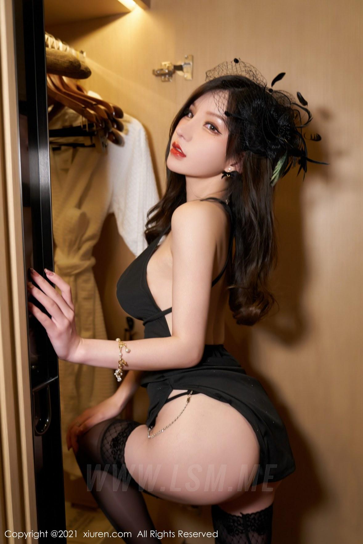 3584 023 rd1 3603 5400 - XiuRen 秀人 No.3584 吊裙服饰 周于希Sandy 性感写真2 - 秀人网 -【免费在线写真】【丽人丝语】