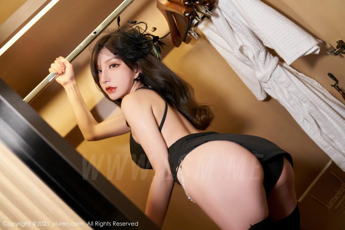 3584 024 mii 5400 3603 - XiuRen 秀人 No.3584 吊裙服饰 周于希Sandy 性感写真2 - 秀人网 -【免费在线写真】【丽人丝语】