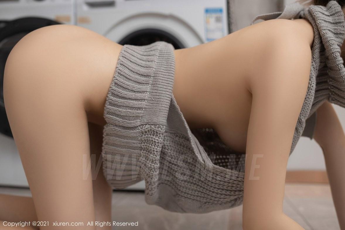 3620 076 617 5400 3600 - XiuRen 秀人 No.3620 洗衣机维修主题 鱼子酱Fish 性感写真111 - 秀人网 -【免费在线写真】【丽人丝语】