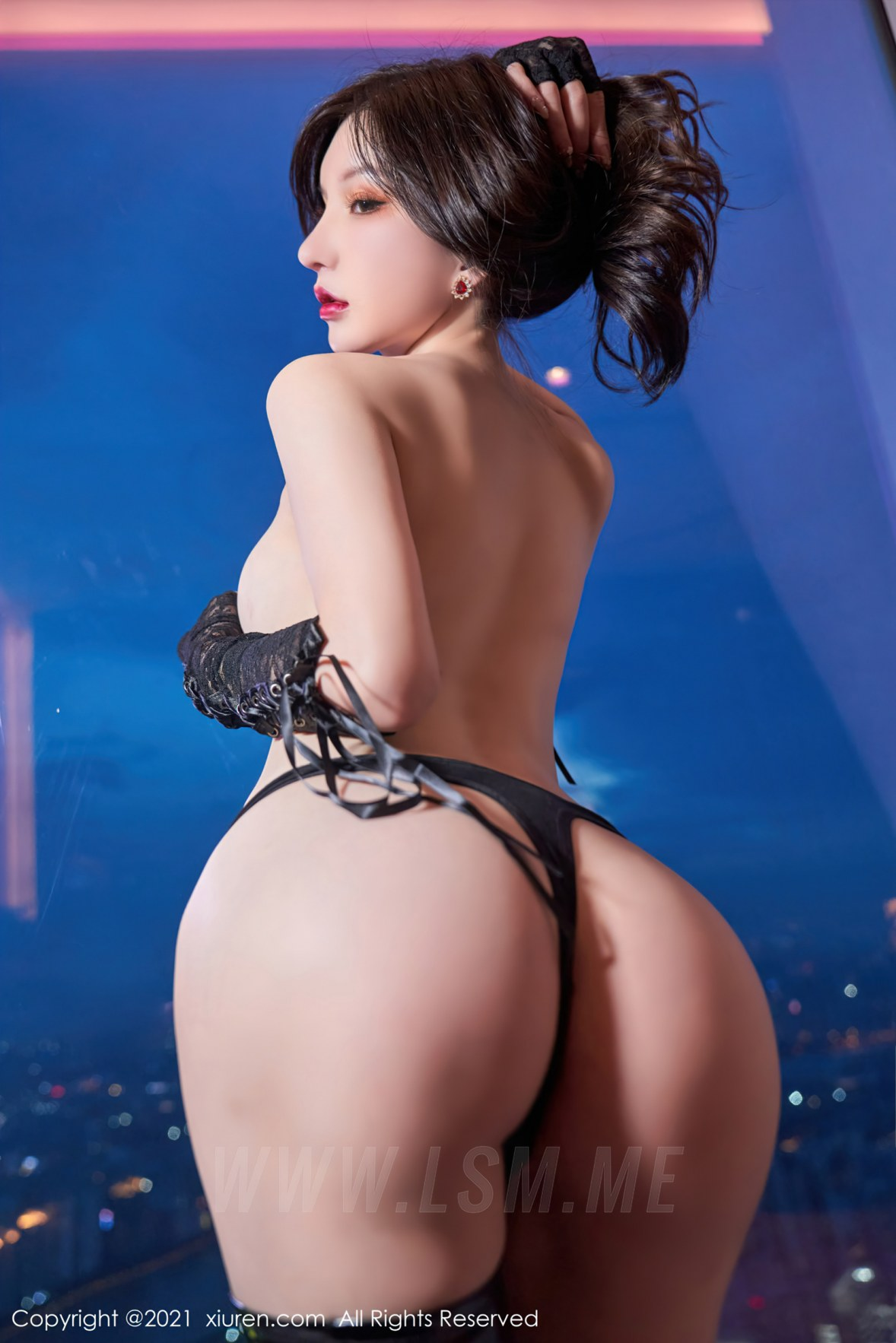 3799 054 ttg 3603 5400 - XiuRen 秀人 No.3799 黑色皮衣 周于希Sandy  - 秀人网 【私房高清壁纸视频素材】【免费在线写真】【丽人丝语】