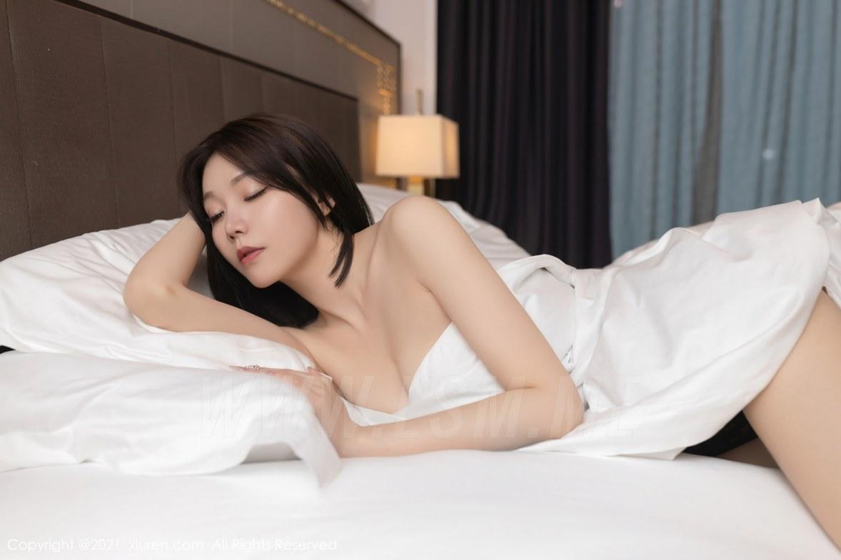 XiuRen 秀人 No.3902 起床日记主题 安然Maleah 性感写真2 - 3