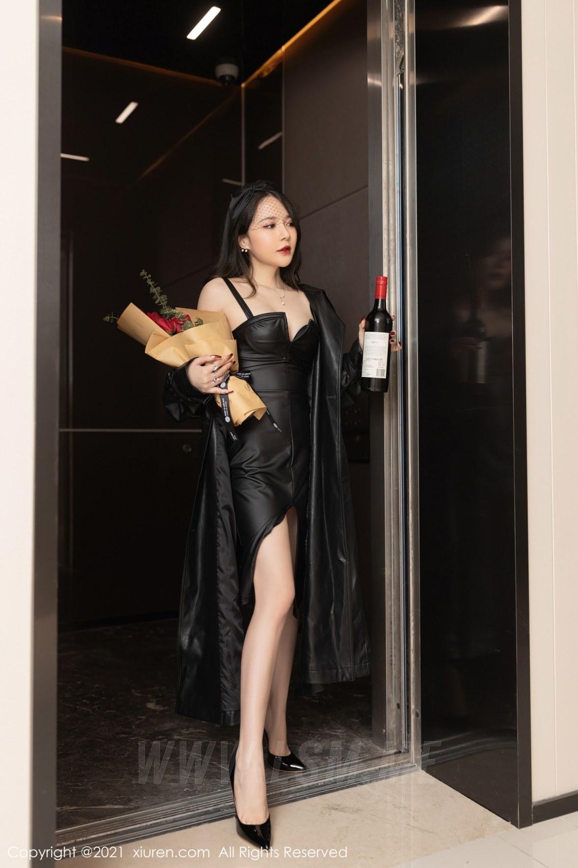 XiuRen 秀人 No.4021 妻子们的聚会主题 鱼子酱Fish 性感写真11 - 4