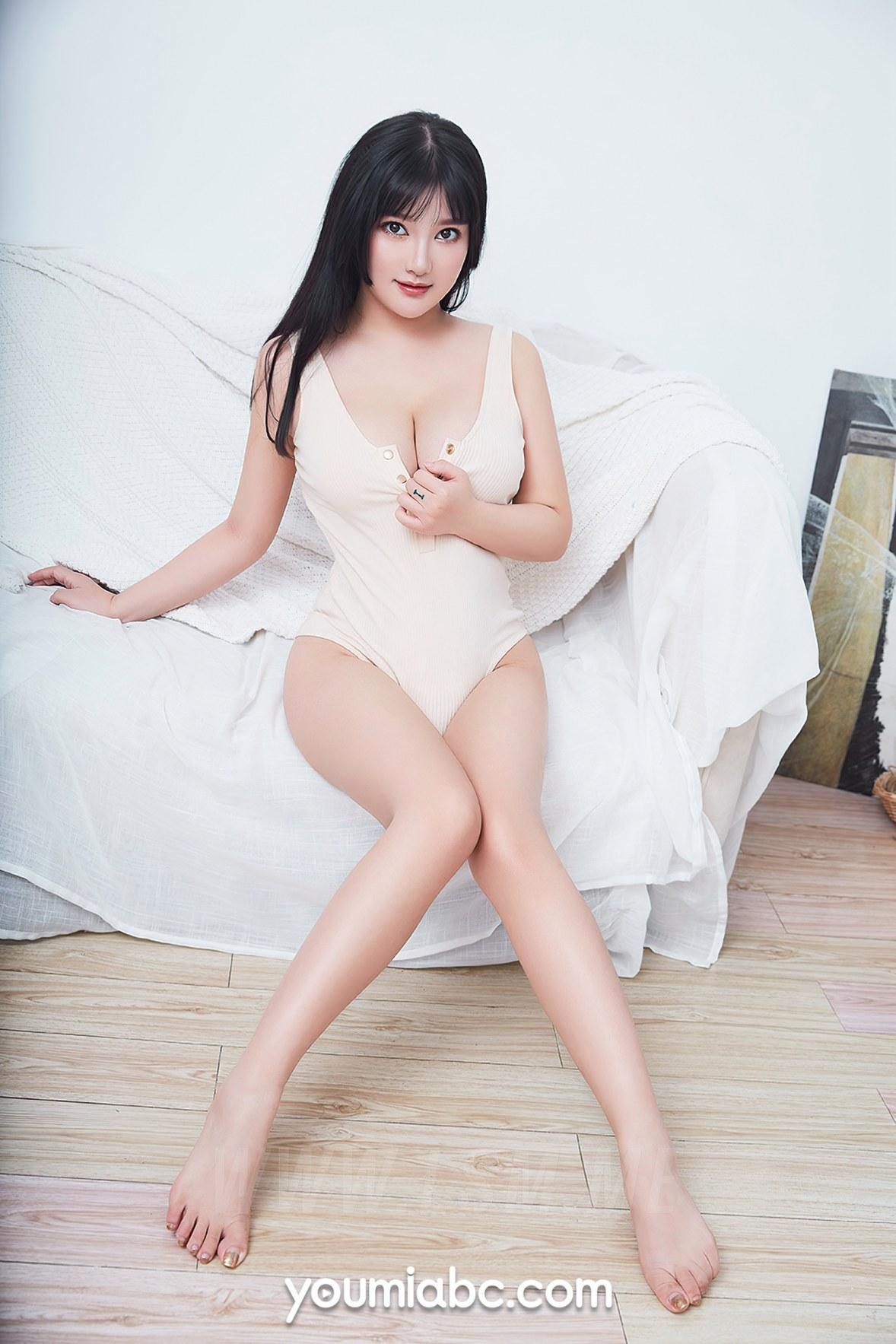 YOUMEI 尤美   小尤奈 童颜巨乳 - 4