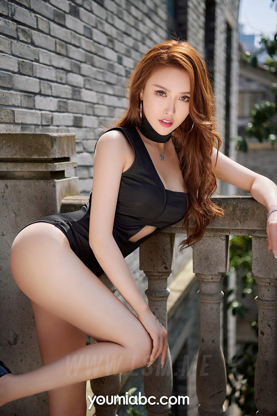 YOUMEI 尤美  李承美 旗袍美女 - 2