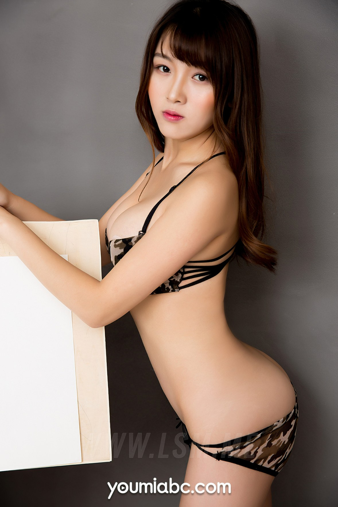 YOUMEI 尤美  2020-08-07-1  小婠 湿身泡泡浴 - 4
