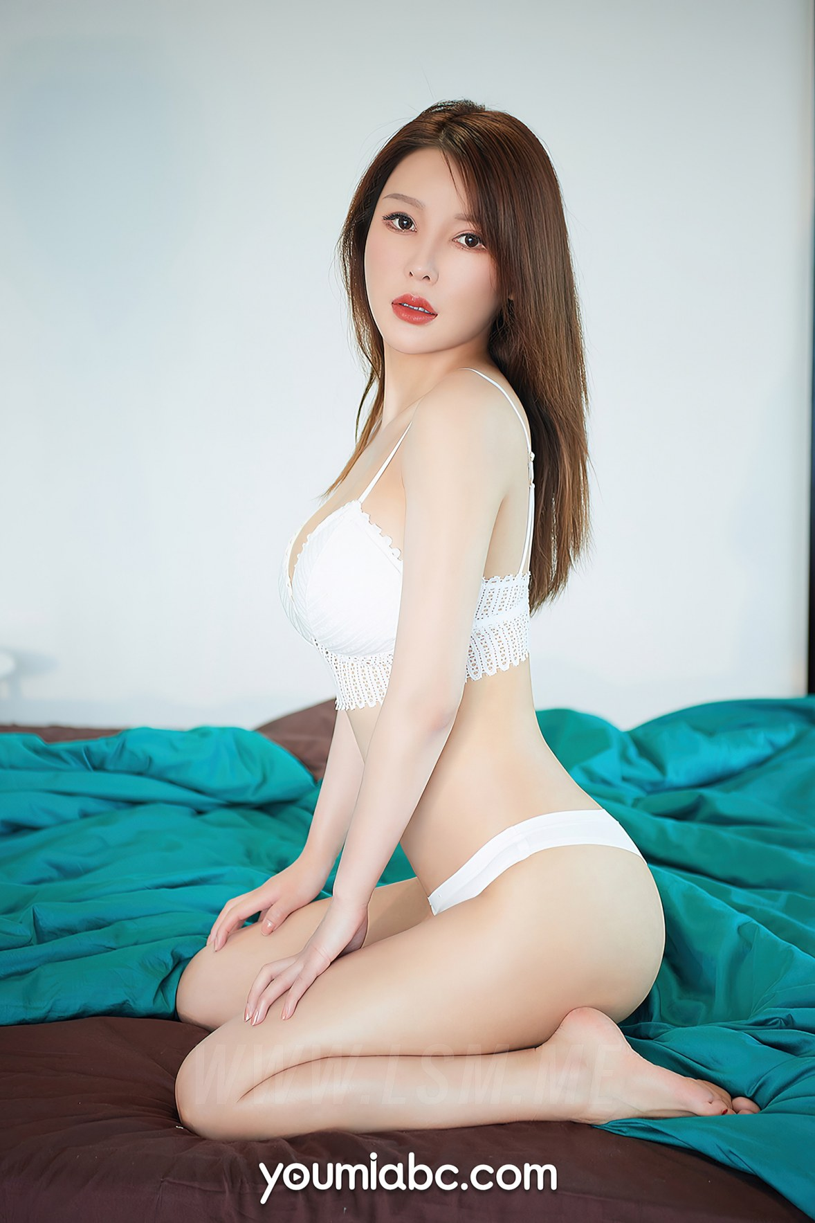 YOUMEI 尤美  李多多 白嫩私房内衣 - 3