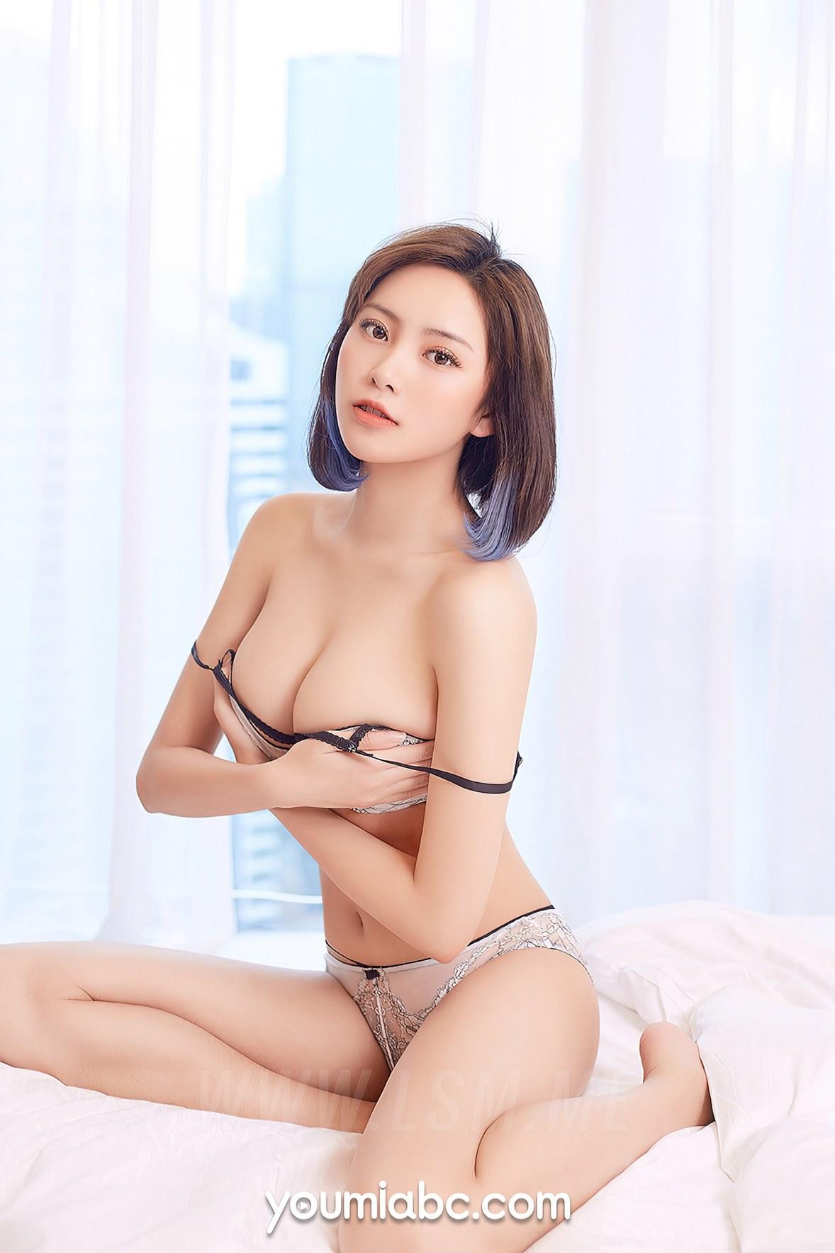 YOUMEI 尤美   徐文君 香肩玉体 - 1