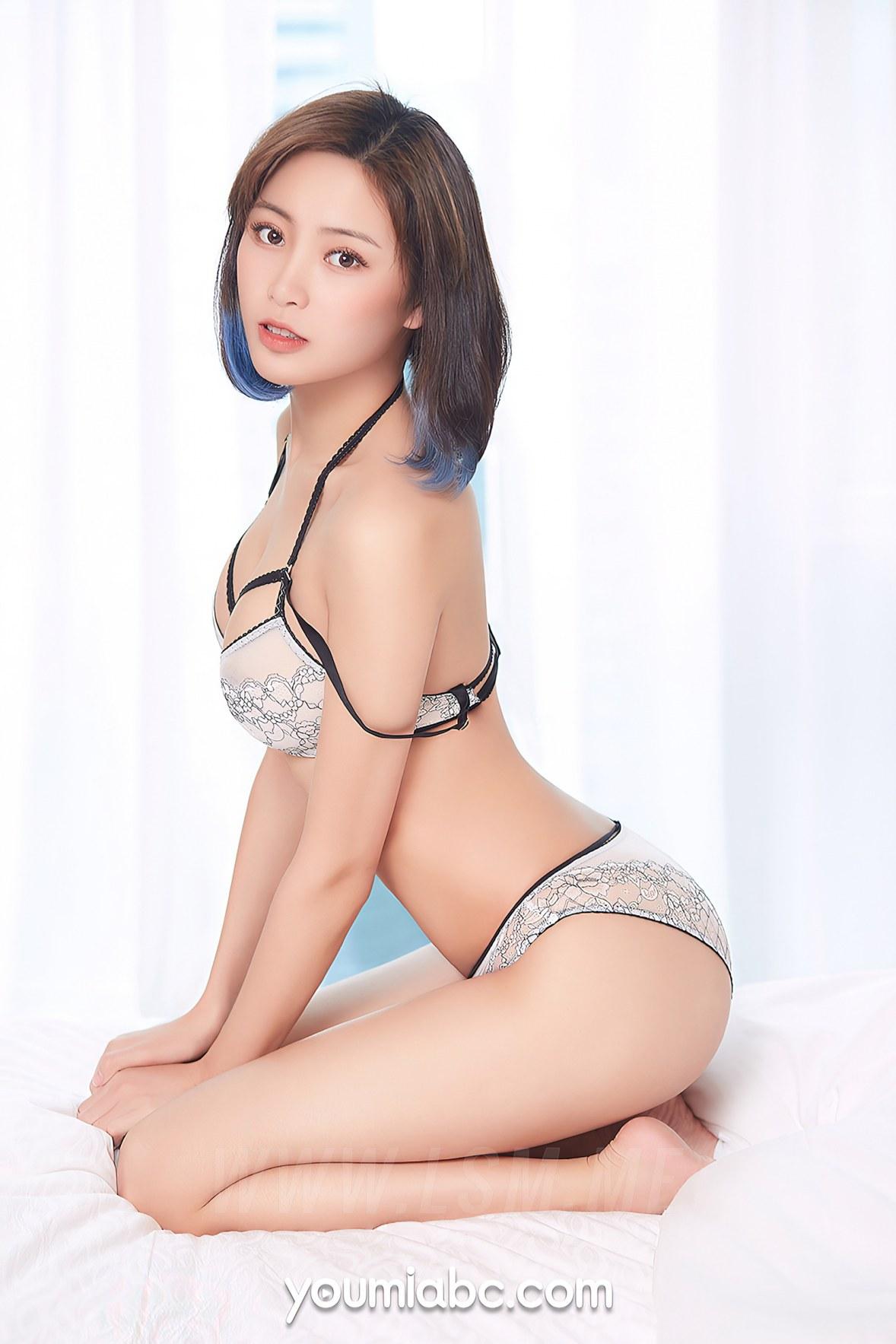 YOUMEI 尤美   徐文君 香肩玉体 - 3
